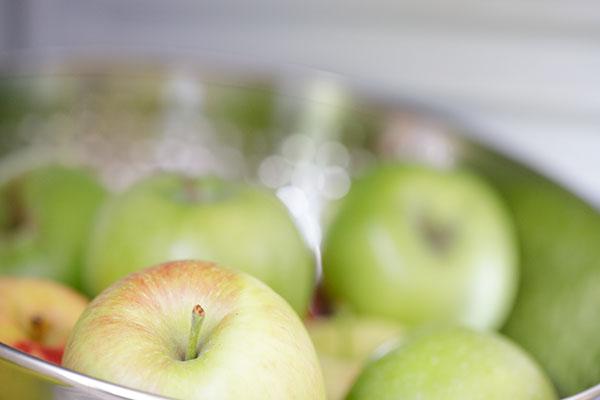 Unser Gesundheitsangebot: Frisches Obst und gesunde Ernährung