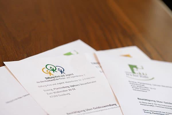 EPU spendet an Kinder- & Jugendorganisationen