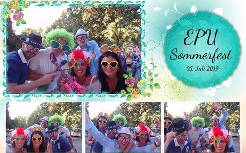 EPU feiert Sommerfeste